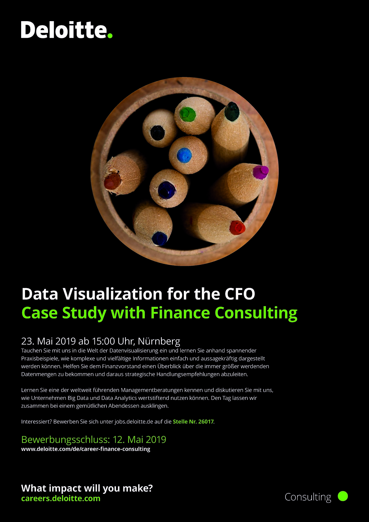 "Zum Artikel ""Case Study with Deloitte 